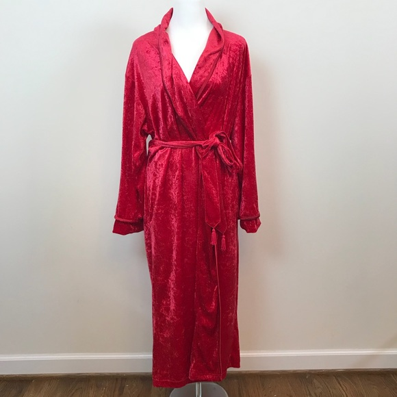 Cacique Other - LAST CHANCE❗ Cacique Crushed Velvet Robe 8b16b6573